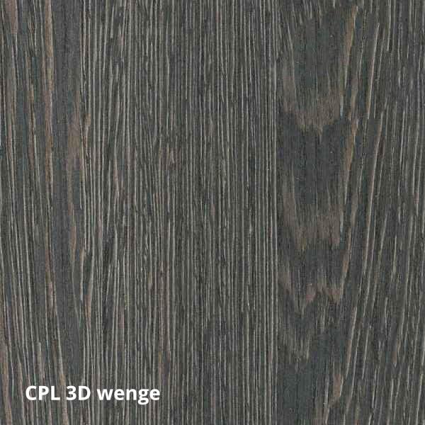 CPL 3D Wenge
