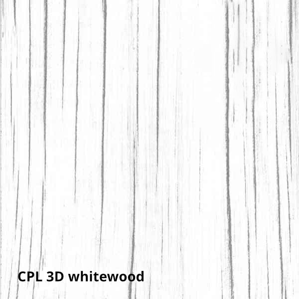 CPL 3D Whitewood